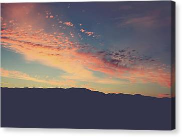 There's Only Here And Now Canvas Print by Laurie Search