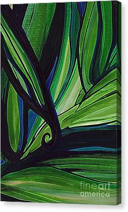Thicket Canvas Print by First Star Art