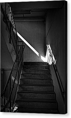 Third Floor Canvas Print by Bob Orsillo