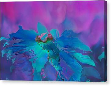 This Is Not Just Another Flower - Bpb02 Canvas Print by Variance Collections