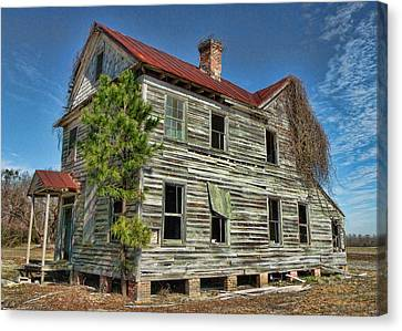 This Old House 2 Canvas Print