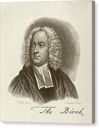 Thomas Birch Canvas Print