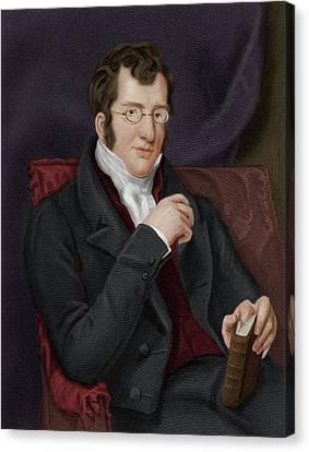 Thomas Buxton Canvas Print