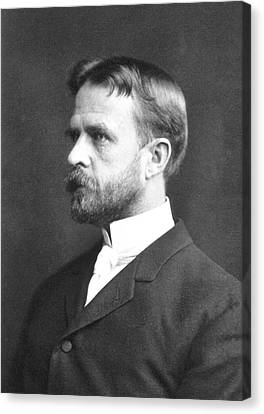 Thomas Hunt Morgan Canvas Print