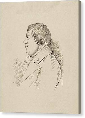 Thomas Rodd Canvas Print by Middle Temple Library