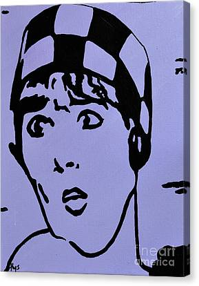 Thoroughly Modern Millie Canvas Print by Alys Caviness-Gober