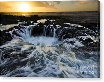 Thors Well Truly A Place Of Magic 2 Canvas Print