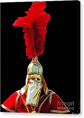 Thoth Man  Canvas Print by Lizi Beard-Ward