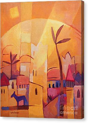 Thousend An One Nights Canvas Print by Lutz Baar