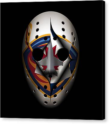 Thrashers Become Jets Canvas Print