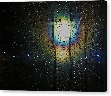 Canvas Print - Through My Window by Anna Villarreal Garbis