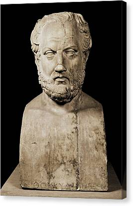 Thucydides  460 Bc, Or Earlier - Canvas Print by Everett