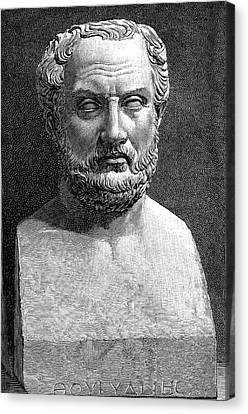 Thucydides Canvas Print by Collection Abecasis