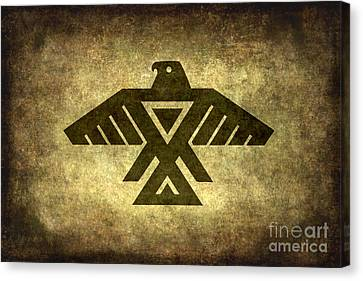 Thunderbird Canvas Print by Bruce Stanfield