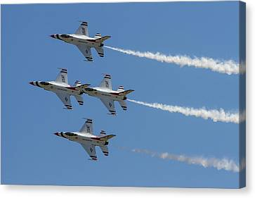 Thunderbirds II Canvas Print