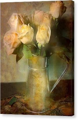 Ti Amo Canvas Print by Diana Angstadt