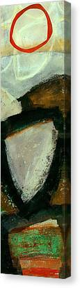 Tidal Current 2 Canvas Print by Jane Davies
