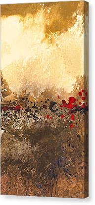 Tidal Sunrise Panel 1 Canvas Print by Craig Tinder