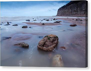 Tides In Canvas Print