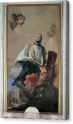Tiepolo Giambattista, The Apotheosis Canvas Print