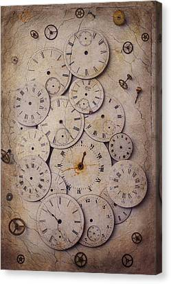 Time Forgotten Canvas Print by Garry Gay