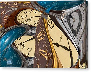 Time Further Out Canvas Print