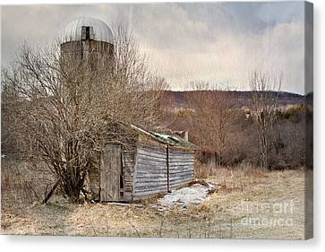Time Gone By  Canvas Print by A New Focus Photography