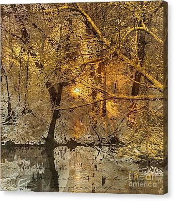 Time II Canvas Print by Yanni Theodorou