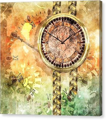 Time Lost Canvas Print by Elle Arden Walby