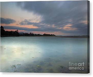 Time Passages Canvas Print by Mike  Dawson