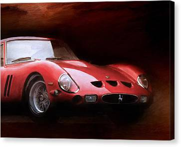 Timeless 250 Gto 2 Canvas Print by Peter Chilelli