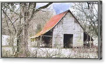 Timeless Canvas Print by Betty LaRue