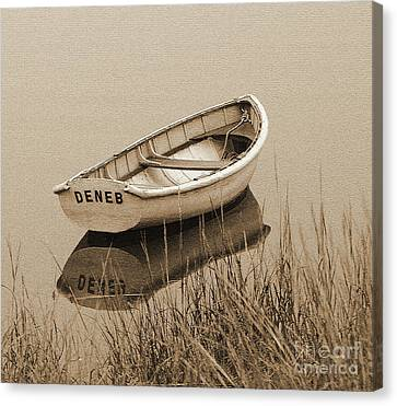 Timeless Transportation Canvas Print by Stephen Flint