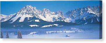 Tirol Austria Canvas Print by Panoramic Images