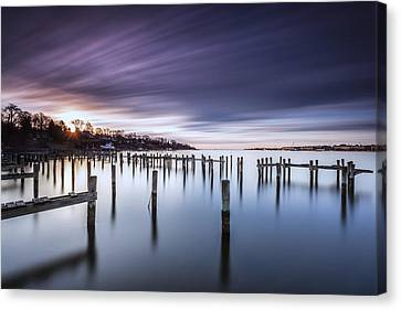 Stopper Canvas Print - To Every End There Is A Beginning by Edward Kreis