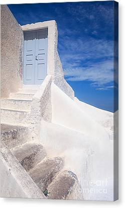 To The Sky Canvas Print by Aiolos Greek Collections