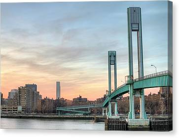 To The Upper East Side Canvas Print by JC Findley