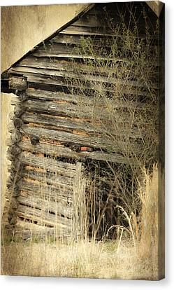 Tobacco Barn Canvas Print