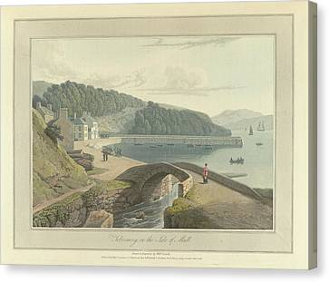 Tobermory  Canvas Print by British Library