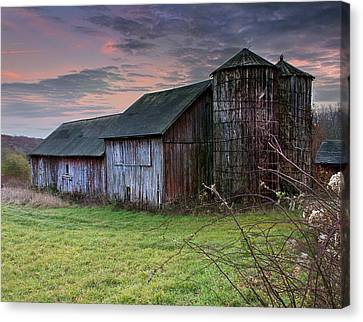 Tobin's Barn Canvas Print