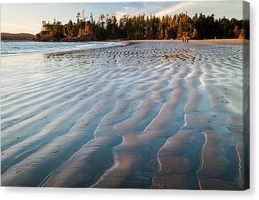 Tofino Beach 2 Canvas Print