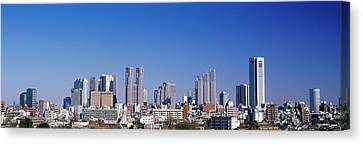 Tokyo Japan Canvas Print by Panoramic Images
