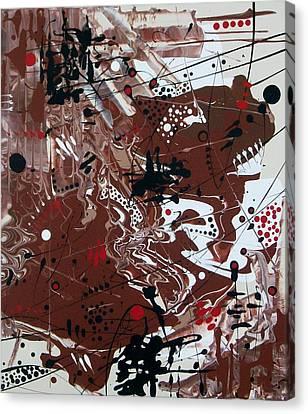 Tokyo On My Mind Canvas Print