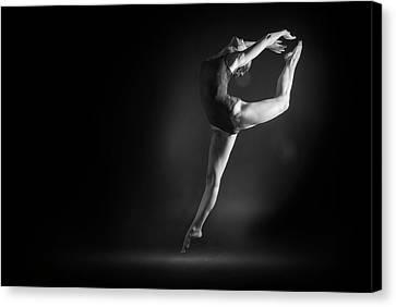 Ballerinas Canvas Print - Tom by Elad Nissim
