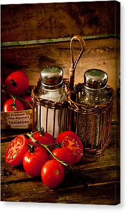 Tomatoes3676 Canvas Print