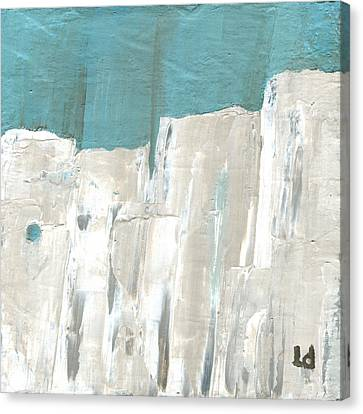 Tones Of Home Canvas Print by Logan Hoyt Davis