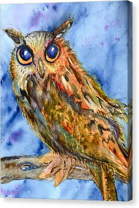 Too Cute Canvas Print by Beverley Harper Tinsley