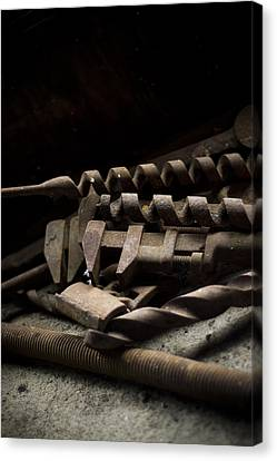Tools Canvas Print by Jessica Berlin