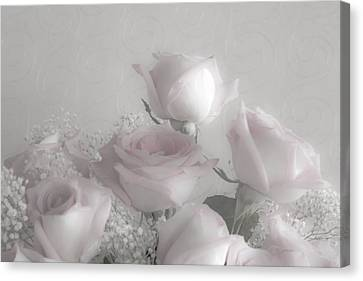 Top Of My Bouquet Canvas Print