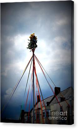 Top Of The Maypole Canvas Print